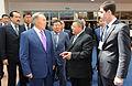 Президент Казахстана Назарбаев Н. А. во время посещения Первого казахстанского автозавода.jpg