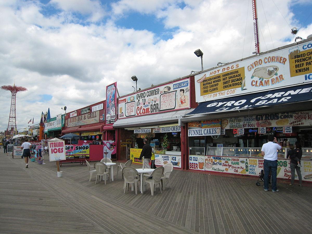 Bar  Coney Island