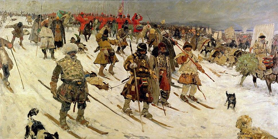 Сергей В. Иванов - Военная кампания в России в 16 веке