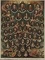 Цари и правители земли Русской от Рюрика до Александра III.(хромлит.Абрамова) (p)1886г ГИМ e1t3.jpg