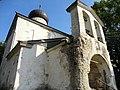 Церковь Георгия со Взвоза, вид на северо-западную часть..JPG
