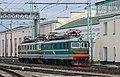 ЧС2-921, Россия, Новосибирская область, депо Новосибирск (Trainpix 93188).jpg