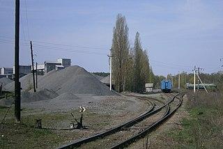 Hranitne (urban-type settlement) Urban locality in Zhytomyr Oblast, Ukraine