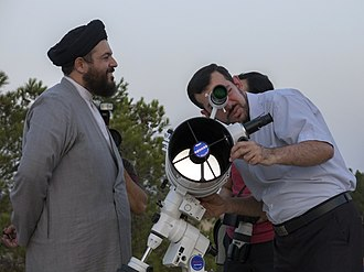 Islamic calendar - Clerics observe the moon.