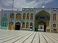 زیارت محمد هلال بن علی ع ارسال عکس از کرباسی محله قاضی ملاعلی آرانی.jpg