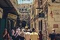 من أزقة مدينة القدس العتيقة -طريق الالام.jpg