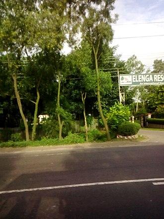 Elenga - Elenga Resort, Tangail