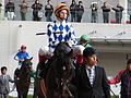 クレイグ・ウィリアムズ - Craig Williams - Hanshin Racecourse (11351681603).jpg