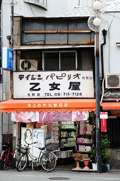 File:テイジン パピリオ 乙女屋 2009 (3668453478).jpg