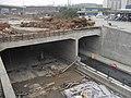 双龙街立交桥新建南北向隧道 - panoramio.jpg