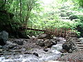 安谷川木橋 - panoramio.jpg