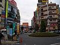 浦安駅前ロータリー - panoramio.jpg