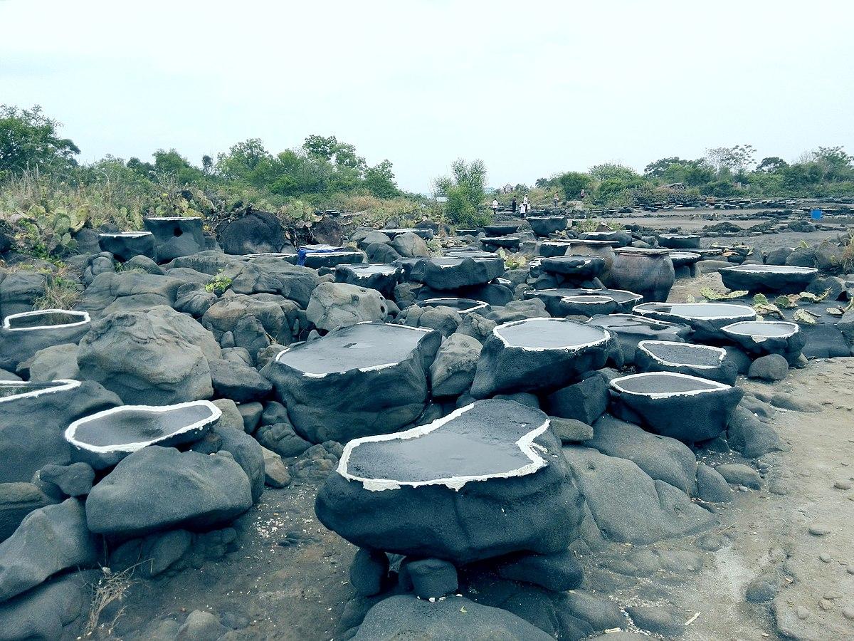 yangpu ancient salt field