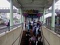 瑞芳車站第二月台剪票口 20120314.jpg