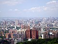 虎頭山環保公園 桃園市景 Taoyuan City from Hutoushan Green Park - panoramio (1).jpg