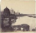 -The Taj Mahal from the Banks of the Yamuna River- MET DP143011.jpg