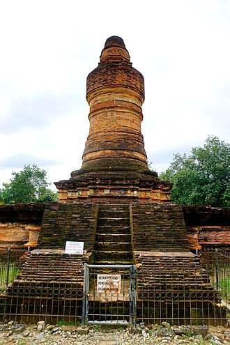 Muara Takus - Image: 012 Candi Mahligai from North (27349653009)