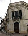 017 Cal Perpinyà, c. Alfons Sala - Anselm Clavé (Olesa).jpg