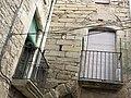 018 Carrer de la Capella (Guimerà), balcons.jpg