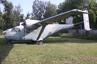 Antonov An-14 1958 utility aircraft family by Antonov
