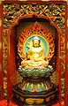 027 Buddha holding Lotus and Lion (34343114054).jpg