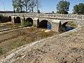 02a Castromocho de Campos Puente del Mercado rio Valdeginate Ni.jpg