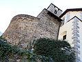 038 Sant Esteve (Andorra la Vella), absis romànic.JPG