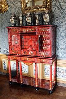 Pierre Golle Parisian cabinetmaker and wood inlayer of Dutch origin