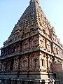 1000 year old Brihadisvara Temple, Thanjavur.jpg