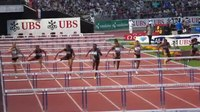 Файл:100m hurdles female Athletissima 2012.ogv