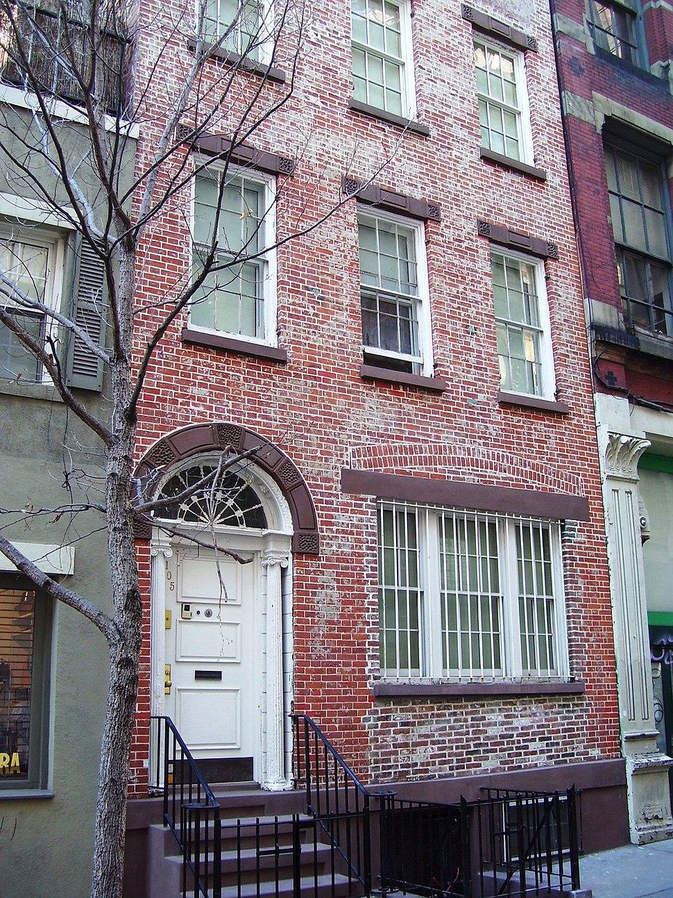 105 Mercer Street