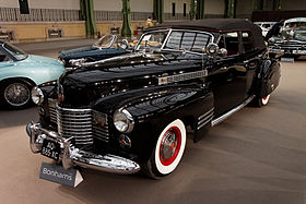 110 ans de l'automobile au Grand Palais - Cadillac Series 62 Convertible - 1941 - 004.jpg