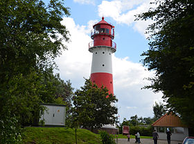 Le phare de Falshöft