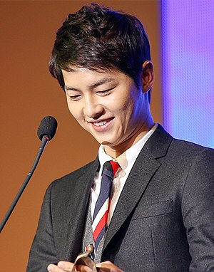 The Innocent Man (TV series) - Song Joong-ki played the series' main protagonist-antagonist Kang Ma-ru.