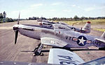 134th Fighter Squadron F-51H Mustangs.jpg
