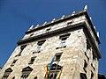 138 Palau de la Generalitat Valenciana, torre moderna, pl. Manises.JPG