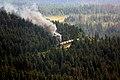 1406-02-204 - Eine Harzreise Blick von Brocken auf die Brockenbahn.JPG