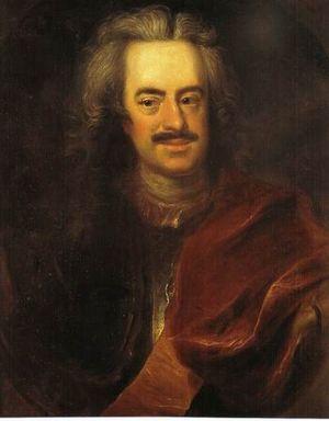 Leopold I, Prince of Anhalt-Dessau - Image: 1676 Leopold 2