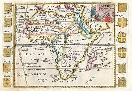 The Aethiopian Ocean in a 1710 French map of Africa 1710 De La Feuille Map of Africa - Geographicus - Africa-lafeuille-1710.jpg