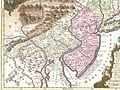1756 Lotter Map of Eastern Pennsylvania, & New Jersey cropped from Geographicus-1756.jpg