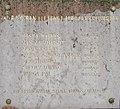 1848–49-es kapuvári hősi halottak emléktáblája, 2019 Kapuvár.jpg