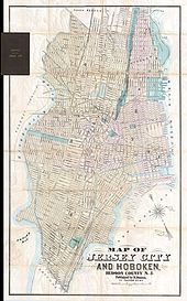 Jersey City, New Jersey - Wikipedia