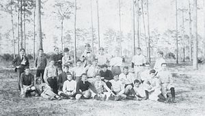Stetson Hatters football - 1894 Forbes team.