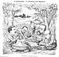 1901-08-03, La Campana de Gracia, A Camprodón - L' estiuheig dels Segadors, Miró.jpg