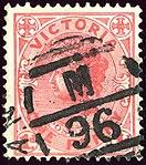 1901ca 1d Victoria M96 Yv128 Mi132A SG385.jpg