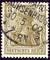 1902 3pf Frankfurt Sachsenhausen Mi69.jpg