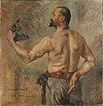 1904 Lovis Corinth Porträt des Bildhauers Friedrich.jpg