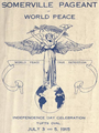 1915 Somerville Pageant of World Peace Massachusetts USA.png