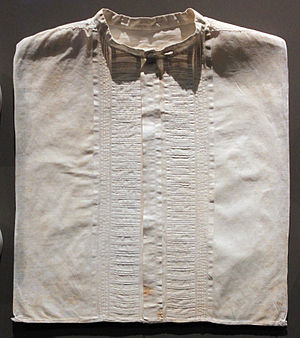 "Dickey (garment) - ""dickey"", 1915"
