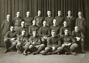 1917 Michigan Wolverines football team